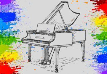Khóa học đàn Piano cover