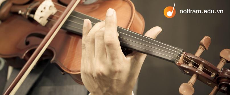 Lớp học đàn Violin ở Bình Thạnh