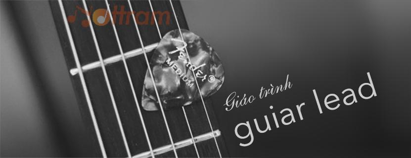 Giáo trình guitar lead