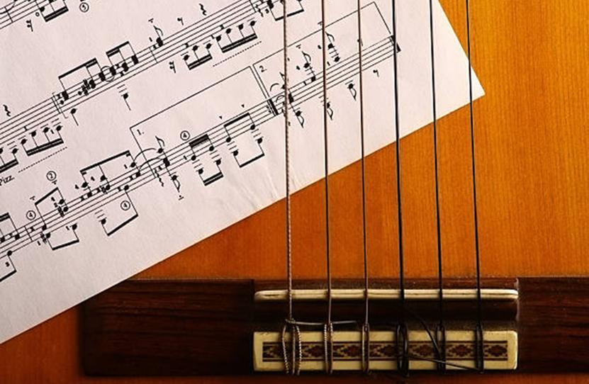 Giáo trình học guitar