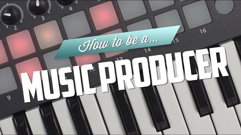 Học sản xuất âm nhạc